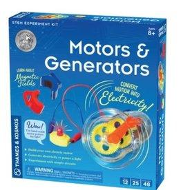 Exploration Motors & Generators