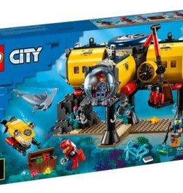 LEGO LEGO Ocean Exploration Base