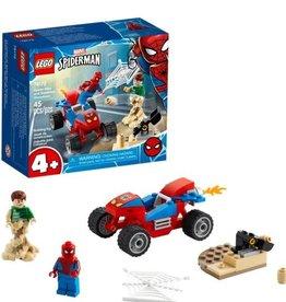 LEGO LEGO Spider-Man and Sandman Showdown