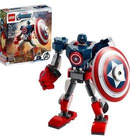 LEGO LEGO Captain America Mech Armor