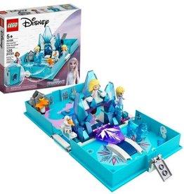 LEGO LEGO Elsa and the Nokk Storybook Adventures