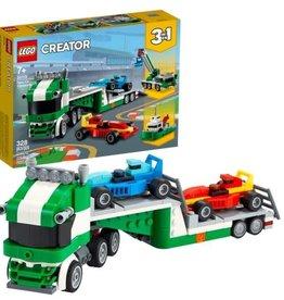 LEGO LEGO Creator 3-in-1 Race Car Transporter