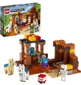 LEGO LEGO Minecraft The Trading Post