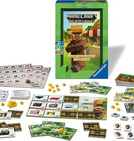 Ravensburger Minecraft: Builders & Biomes Expansion