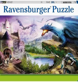 Ravensburger Mountains of Mayhem 200pc Puzzle