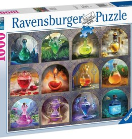 Ravensburger Magical Potions 1000pc Puzzle