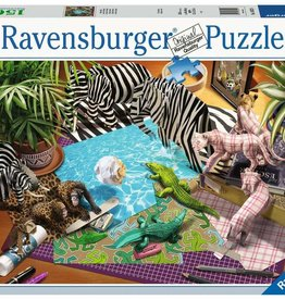 Ravensburger Origami Adventure 1500pc Puzzle