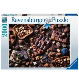 Ravensburger Chocolate Paradise 2000pc Puzzle