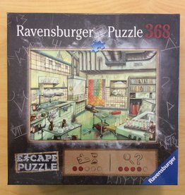 Ravensburger ESCAPE The Laboratory 368pc Puzzle