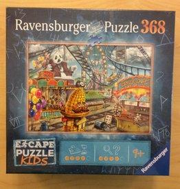Ravensburger ESCAPE Kids Amusement Park Plight 368pc Puzzle