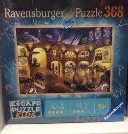 Ravensburger ESCAPE Kids Museum Mysteries 368pc Puzzle