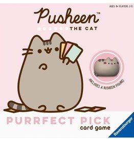 Ravensburger Pusheen The Cat: Purrfect Pick Card Game