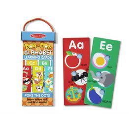 Melissa & Doug Poke-a-Dot: Alphabet Learning Cards