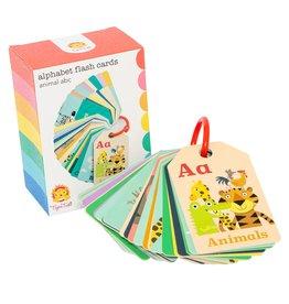 Schylling Flash Cards Animal ABC
