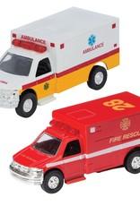 Schylling Ambulance - Diecast