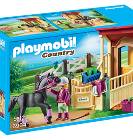 Playmobil Playmobil Horse Stable with Araber