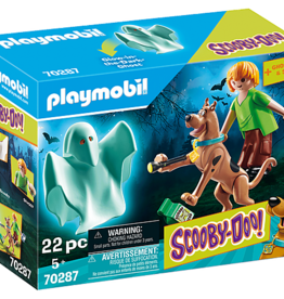 Playmobil Playmobil SCOOBY-DOO! Scooby & Shaggy with Ghost