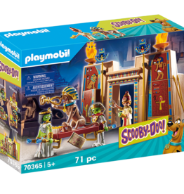 Playmobil Playmobil SCOOBY-DOO! Adventure in Egypt