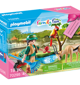Playmobil Playmobil Zoo Gift Set