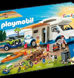Playmobil Playmobil Camping Adventure