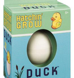 Toysmith Hatchin Grow Duck