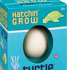 Toysmith Hatchin Grow Turtle