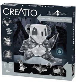 CREATTO Creatto: Glowing Panda & Monochrome Crew