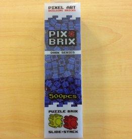 Pix Brix Pix Brix: 500ct Dark Blue