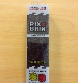 Pix Brix Pix Brix: 500ct Dark Black