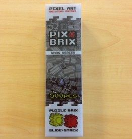 Pix Brix Pix Brix: 500ct Dark Grey