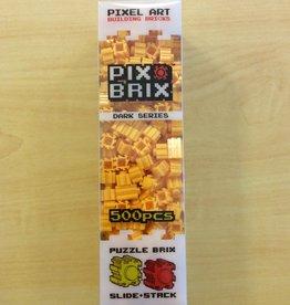 Pix Brix Pix Brix: 500ct Dark Yellow