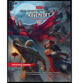 Wizards of the Coast D&D 5e: Van Richten's Guide to Ravenloft