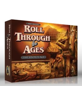 Eagle Gryphon Games Roll Through the Ages: The Bronze Age