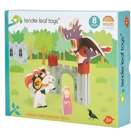 Tender Leaf Toys Knight and Dragon Tales