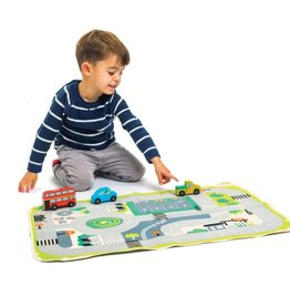 Tender Leaf Toys Town Playmat