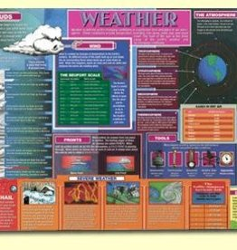 Painless Learning Products Weather Learning Mat