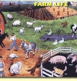 Painless Learning Products Farm Life Learning Mat