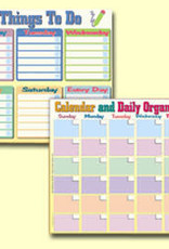 Painless Learning Products Calendar/ Chores Learning Mat