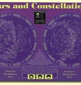 Painless Learning Products Stars and Constellations Learning Mat
