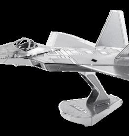 Metal Earth: F-22 Raptor plane