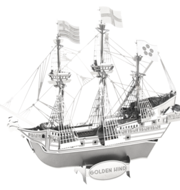 Metal Earth: The Golden Hind