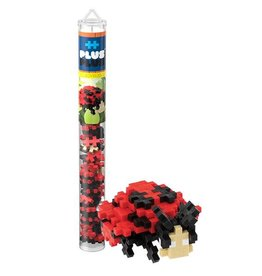Plus-Plus Plus Plus Tube Ladybug