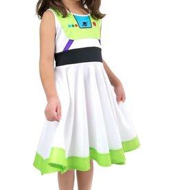 Little Adventures Astro Twirl Dress