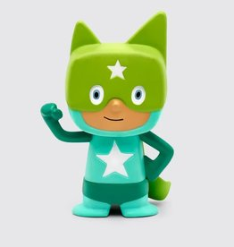tonies Superhero Turquoise/Green Creative Tonie