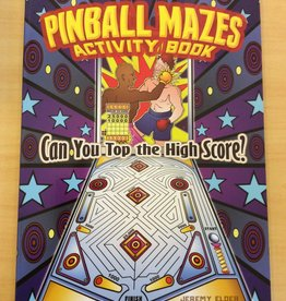 Dover Publications Pinball Mazes Activity Book
