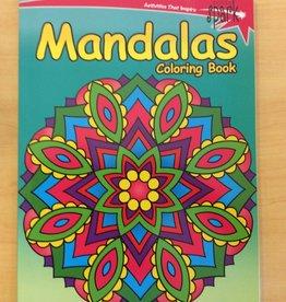 Dover Publications Mandalas Coloring Book