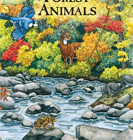 Dover Publications Forest Animals Coloring Book