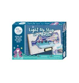 Sea & Do Light Up Ship in a Bottle