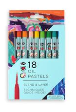I Heart Art 18 Oil Pastels
