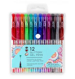 I Heart Art 12 Glitter Gel Pens